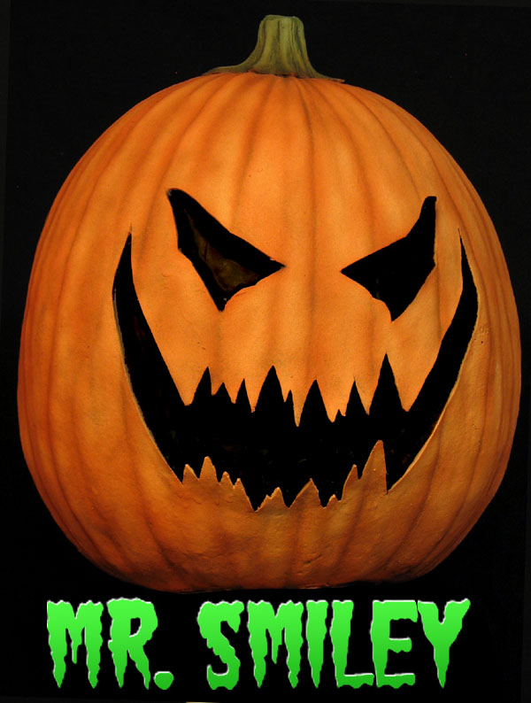 Scary face jack o lantern patterns